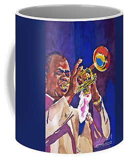 Louis Satchmo Armstrong Coffee Mug