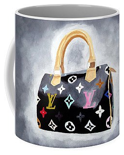 Louis Vuitton Study II Coffee Mug