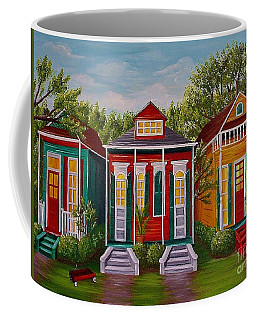 Louisiana Loves Shotguns Coffee Mug
