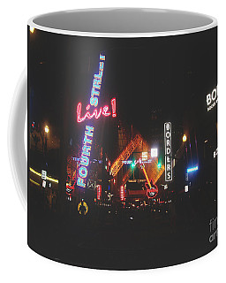 Louisville Kentucky Misty Nights Coffee Mug