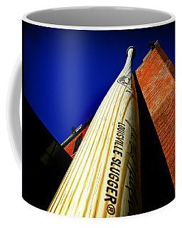 Louisville Slugger Bat Factory Museum Coffee Mug