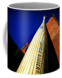 Louisville Slugger Bat Factory Museum Coffee Mug