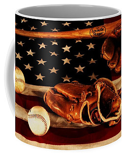 Louisville Slugger Coffee Mug by Dan Sproul