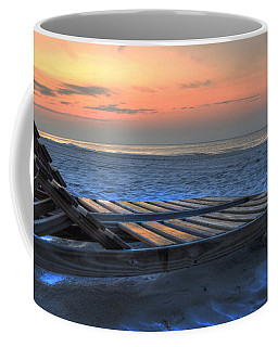Lounge Closeup On Beach ... Coffee Mug