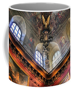 Louvre Ceiling Coffee Mug