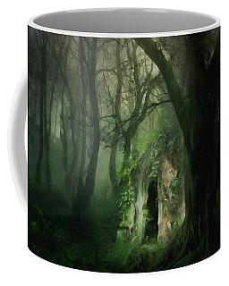 Love Affair With A Forest Coffee Mug