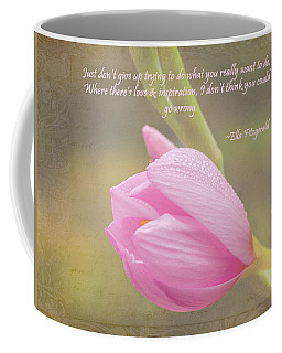 Love And Inspiration Coffee Mug