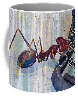 A Is For Ant Coffee Mug