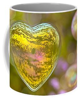 Love Bubble Coffee Mug
