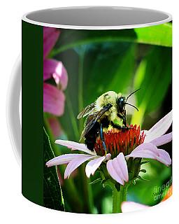 Coffee Mug featuring the photograph Love Bug by Nava Thompson