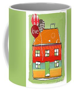 Love Card Coffee Mug