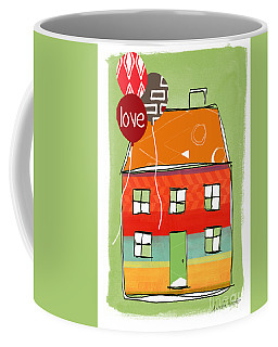 Love Card Coffee Mug