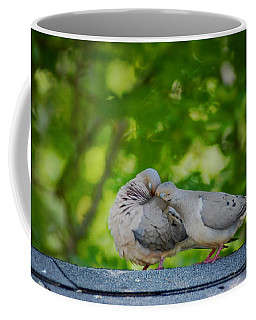 Love Doves  Coffee Mug