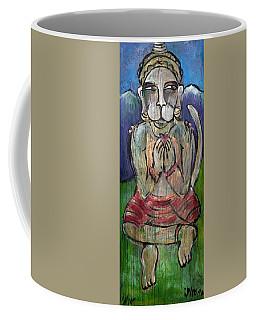 Love For Hanuman Coffee Mug