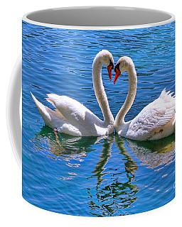 Love For Lauren On Lake Eola By Diana Sainz Coffee Mug