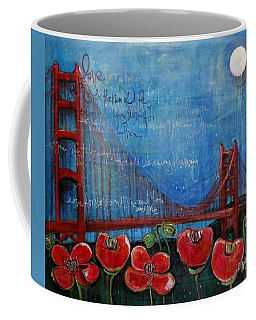 Love For San Francisco Coffee Mug