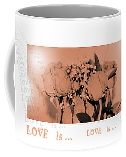 Endless Love. Love Is... Collection 13. Romantic Coffee Mug