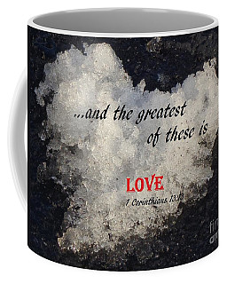 Love Is Great Coffee Mug