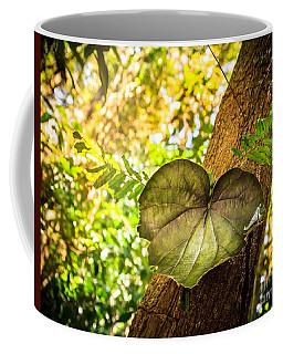 Love Leaf Coffee Mug