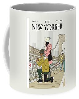 Love Locks Coffee Mug