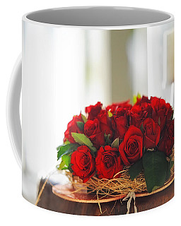 Love Message Coffee Mug
