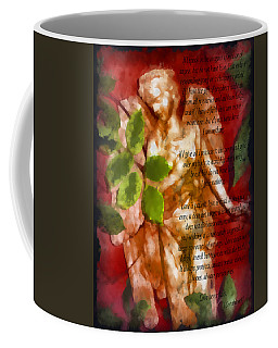 Love Never Fails 3 Coffee Mug