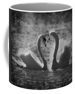 Love... Coffee Mug by Nina Stavlund