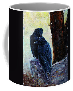 Coffee Mug featuring the painting Love Season I by Xueling Zou