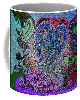 Love Triumphant 1of3 V7 Coffee Mug