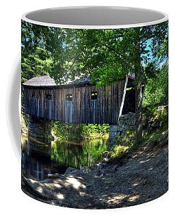 Lovejoy Covered Bridge Coffee Mug