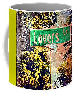 Lovers Lane Coffee Mug