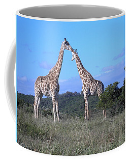 Lovers On Safari Coffee Mug