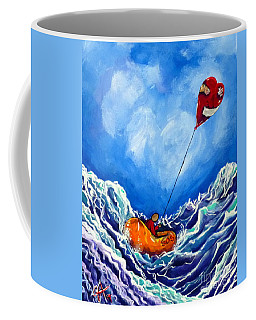Love's Castaway Coffee Mug