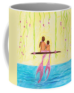 Loving Sunshine Coffee Mug by Leslie Allen