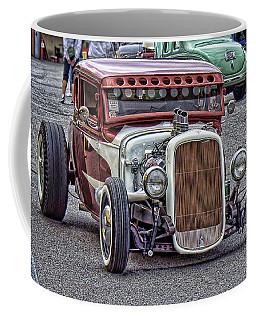 Low And Fast Coffee Mug