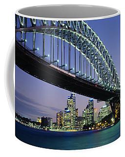 Low Angle View Of A Bridge, Sydney Coffee Mug