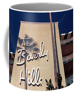 Low Angle View Of A Hotel, Beverly Coffee Mug