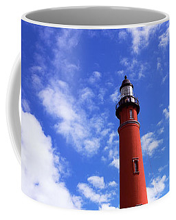 Low Angle View Of A Lighthouse, Ponce Coffee Mug
