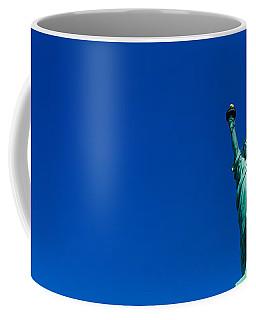 Low Angle View Of Statue Of Liberty Coffee Mug