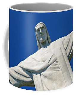 Low Angle View Of The Christ The Coffee Mug