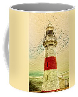 Low Head Lighthouse Coffee Mug
