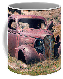 Coffee Mug featuring the photograph Low Rider by Steven Bateson