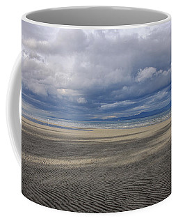 Low Tide Sandscape Coffee Mug