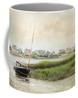 Low Tide On The Basin Coffee Mug