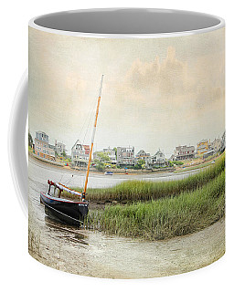 Low Tide On The Basin Coffee Mug