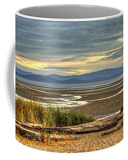 Low Tide Coffee Mug by Randy Hall