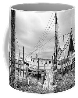 Lowcountry Shrimp Boat Coffee Mug
