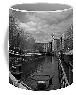 Lowell Ma Architecture Bw Coffee Mug