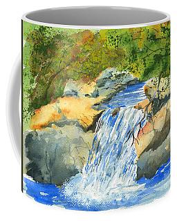 Lower Burch Creek Coffee Mug