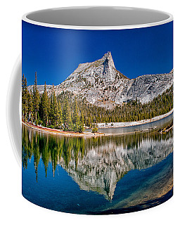 Lower Cathedral Lake Coffee Mug